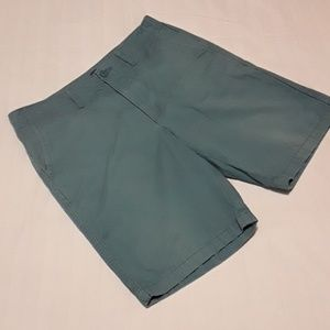 Old Navy Flat Front Classic Fit Shorts 34